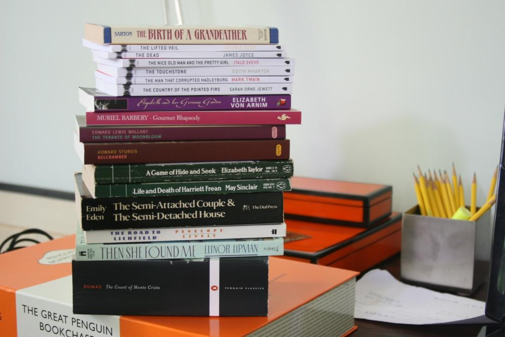 Vacation Books Hogglestock