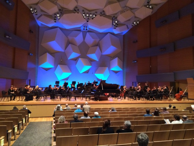 The refurbished Orchestra Hall sounds as good as ever.