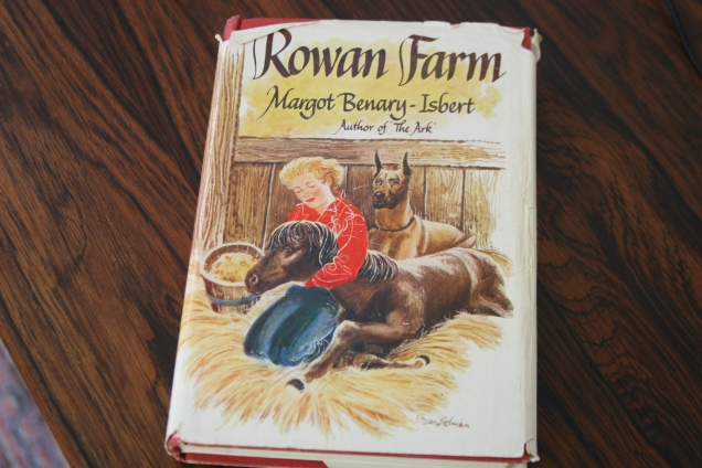 Rowan Farm, a sequel to The Ark by Margot Benary-Isbert.