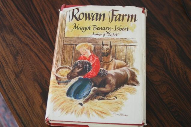 Rowan Farm, a sequel to The Ark by Margot Benary-Isbert.