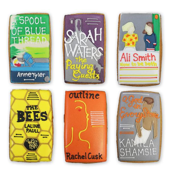 The shortlist as interpreted by Biscuiteers.com