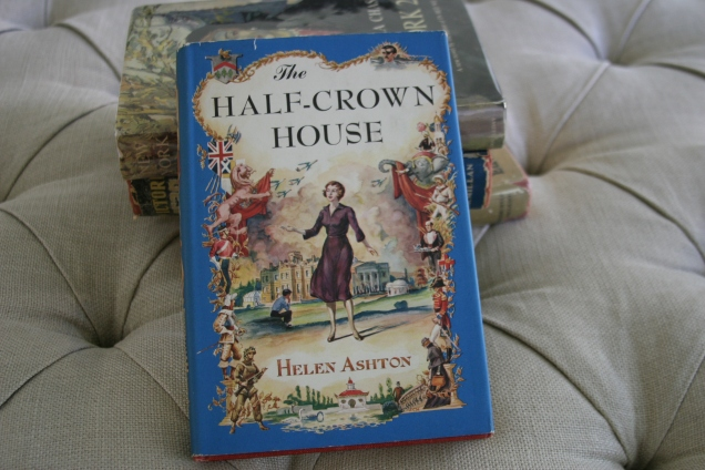 The dust jacket pulled me in but then I saw it was the story of an old English manor house. How could I not buy it.