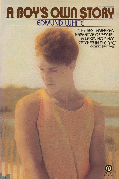 I read this waaaaay back in high school, a young gay wanting to read about a young gay, but I have no recollection of what it was about. So when I saw this copy of the same edition I owned 30 years ago, I couldn't resist. Started it at about 1:30 in the morning and am 35 pages in.